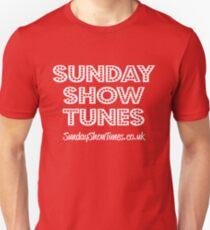 Sunday Show Tunes T-Shirt