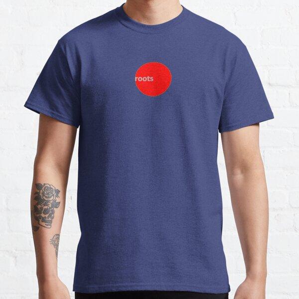 Roots Climbing RED DOT Tee.  Classic T-Shirt