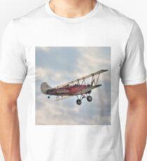 Curtiss Wright Travel Air E-4000 in Flight T-Shirt