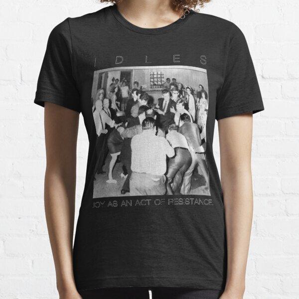 Camiseta Idles JOY Camiseta esencial