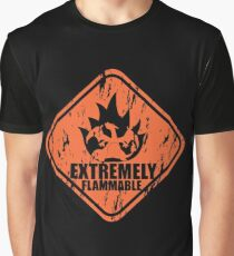 Pokemon Charmander Graphic T-Shirt