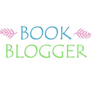 Book Blogger by carololiiveira
