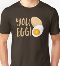 You egg (with golden egg) funny Kiwi Saying T-Shirt
