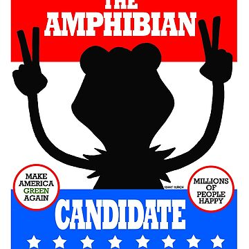 The Amphibian Candidate by Durkinworks