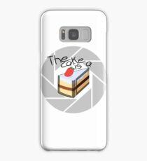 Portal Cake Samsung Galaxy Case/Skin