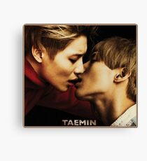 TAEMIN - PRESS IT Canvas Print