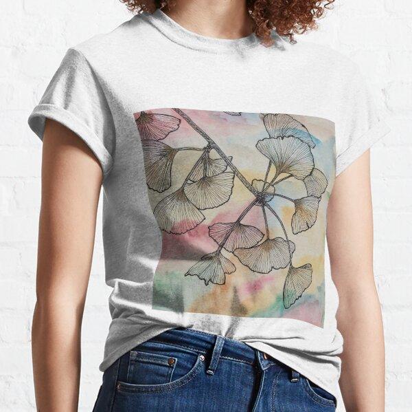 Ginkgo Biloba - Medicinal plants - Chinese medicin Classic T-Shirt