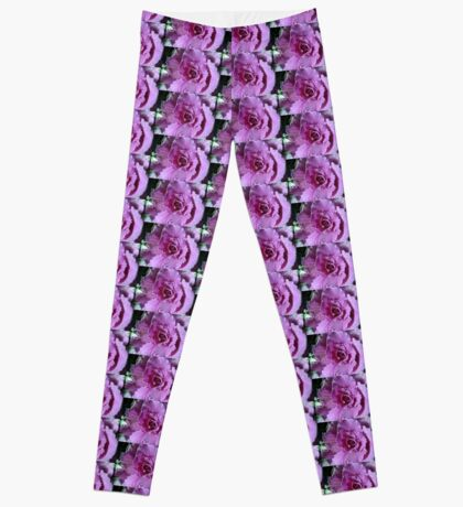 Pretty in Purple - Zierkohl Makro Leggings