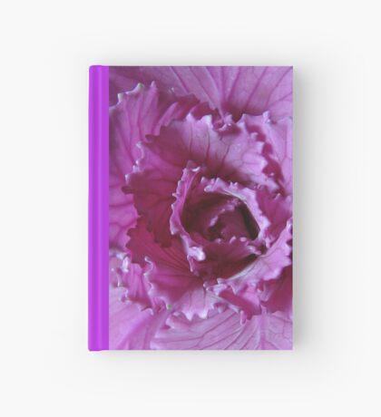 Pretty in Purple - Zierkohl Makro Notizbuch