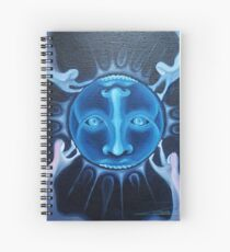 deadly power of life Spiral Notebook