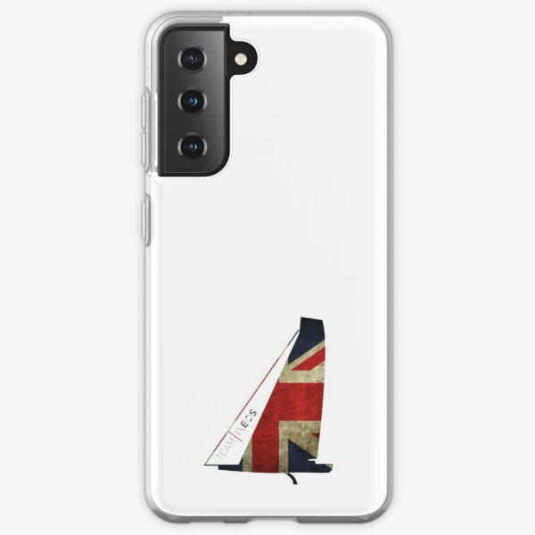 Support UK Team INEOS - Americas Cup 2021 Samsung Galaxy Soft Case