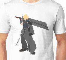 Cloud Strife Vector/Minimalist (Advent Children)  Unisex T-Shirt