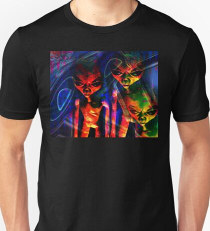 What Are Those Earthlings Doing Now? T-Shirt