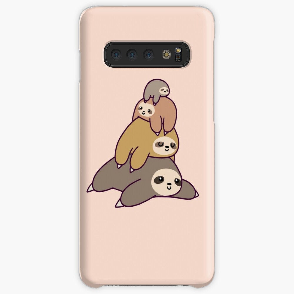 Sloth Stack Case & Skin for Samsung Galaxy