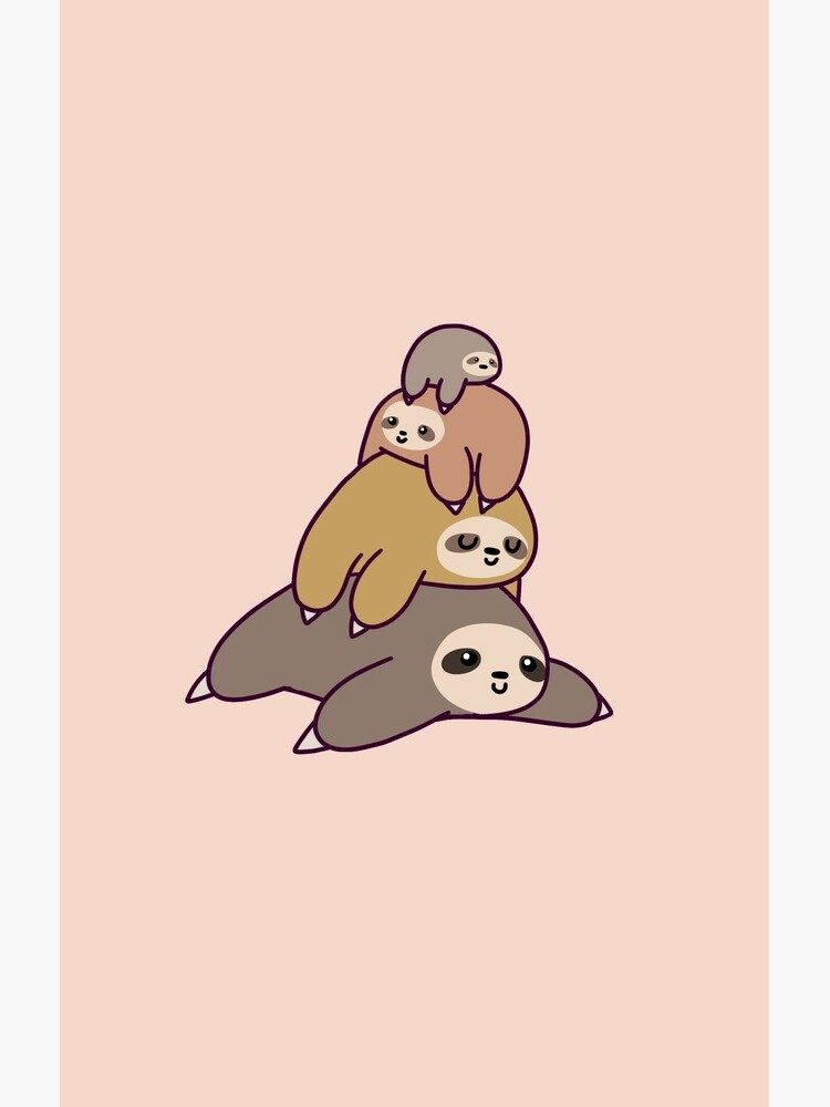 Sloth Stack by SaradaBoru