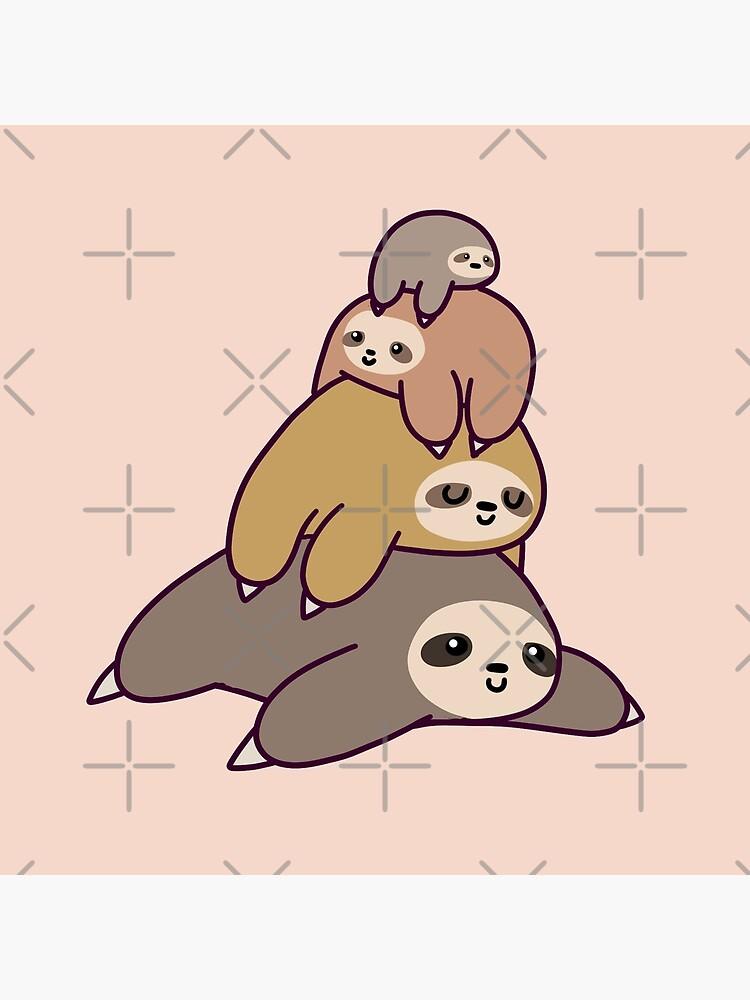 Sloth Stack by SaradaBoru