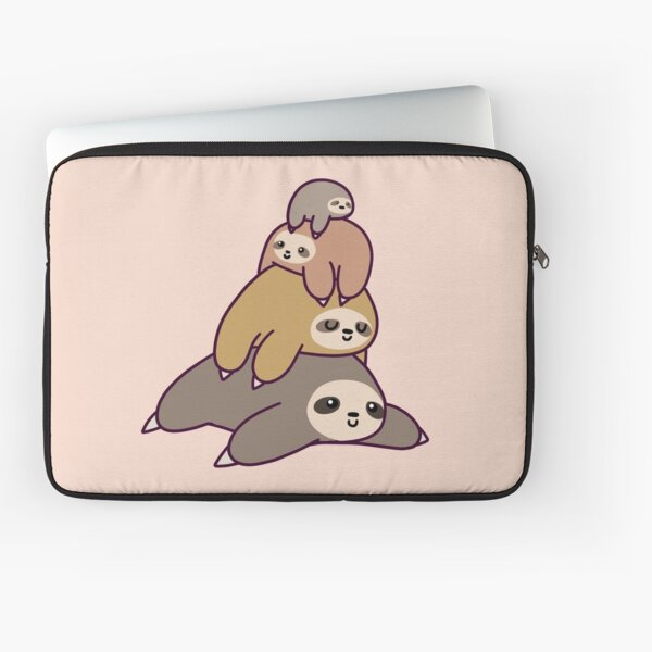 Sloth Stack Laptop Sleeve