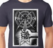 Free Speech World Wide! Unisex T-Shirt