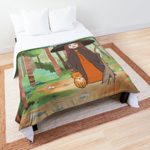 Woodland Witchery Cheeky Witch® Comforter