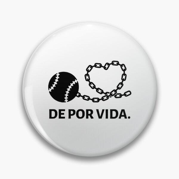 Baseball - Life Sentence (Spanish) Pin