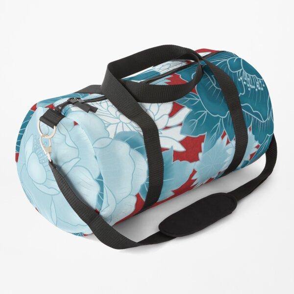 Kimono patterns V.4 Duffle Bag