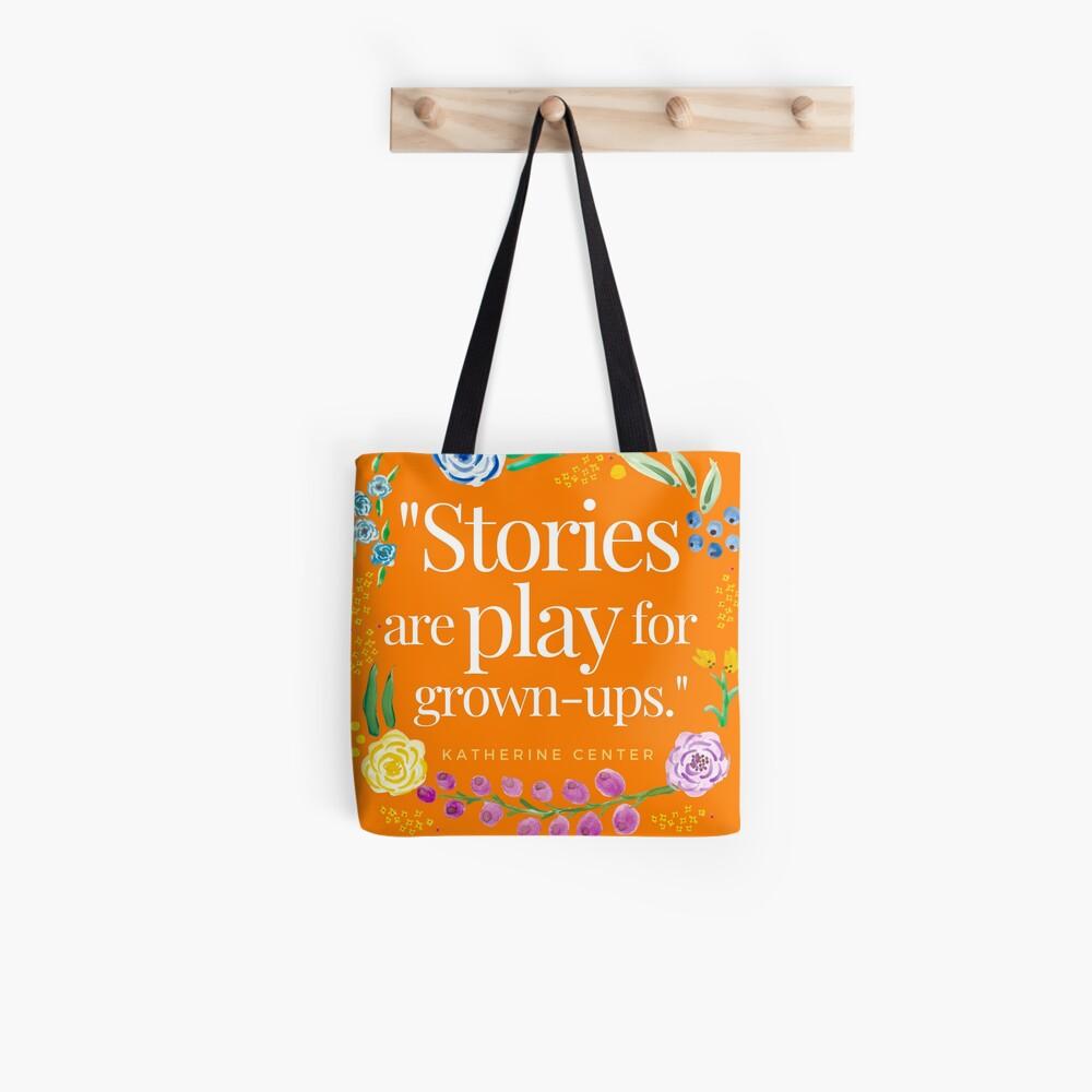 PLAY FOR GROWNUPS Tote Bag