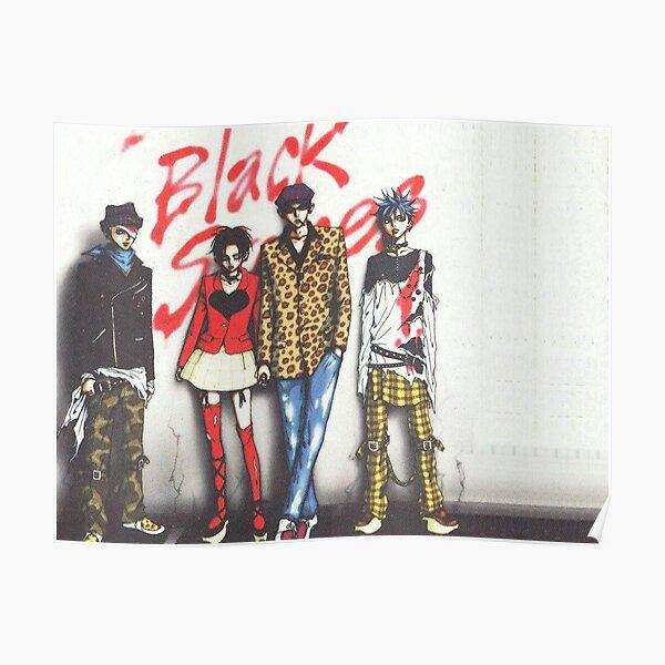 Nana The Black Stones Band Spread #2 Poster