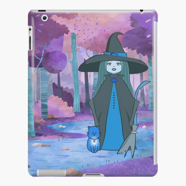 Woodland Witchery Dreamscape Cheeky Witch® iPad Snap Case