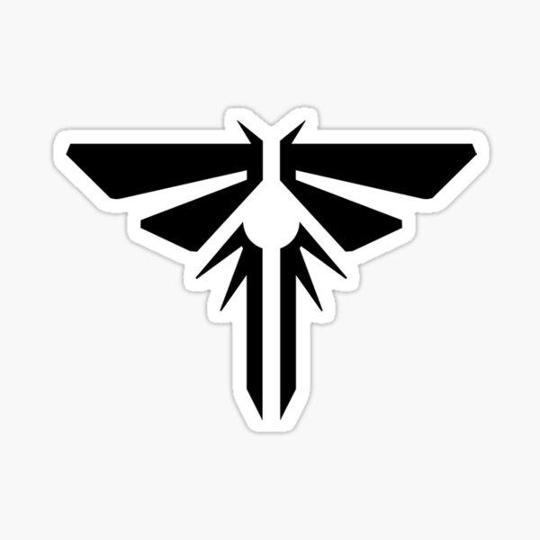 The Fireflies Logo Sticker