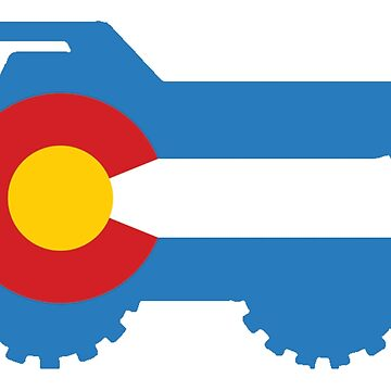 Colorado Dump Truck by theMaestro