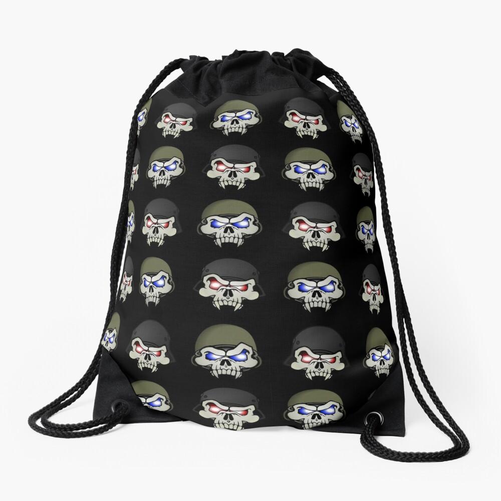 MONSTERGEDDON 42 Skull x 4 Drawstring Bag