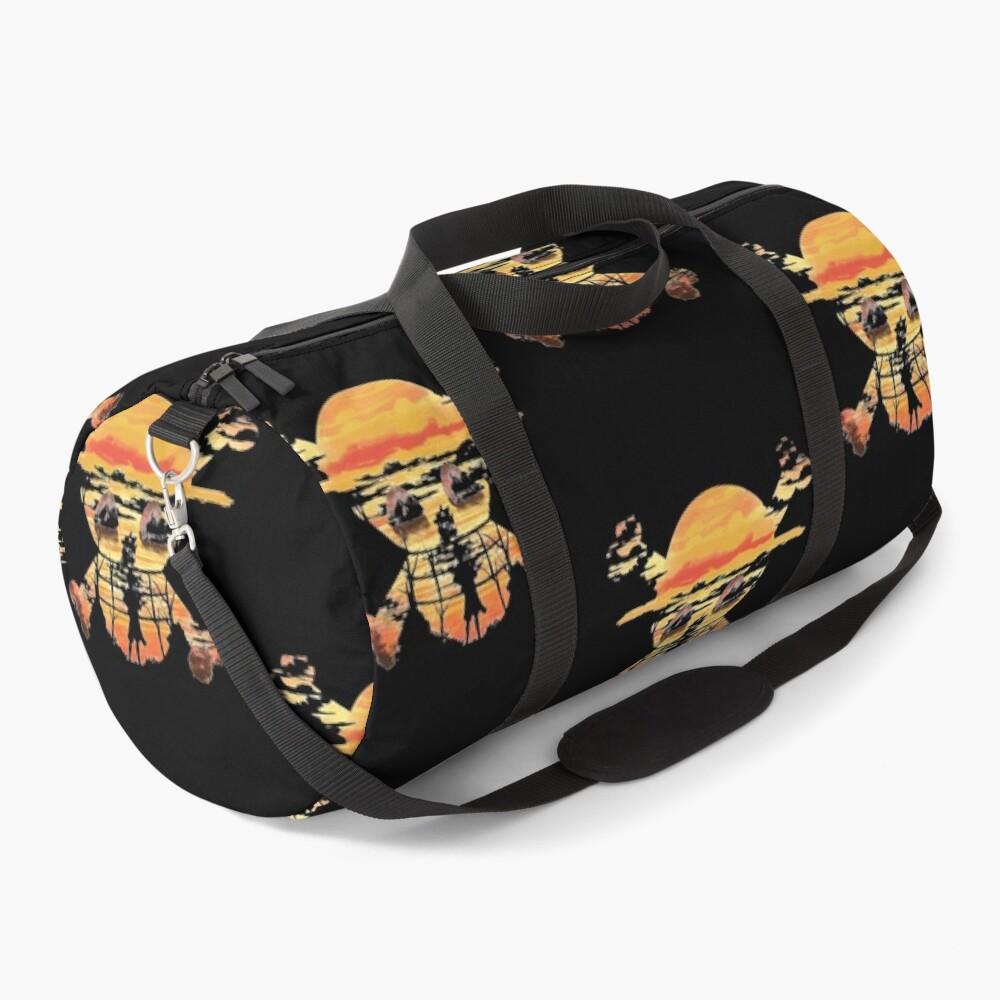Straw Hat Crew Duffle Bag