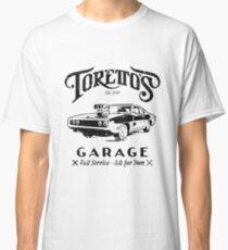 Torettos Garge Dom  Classic T-Shirt