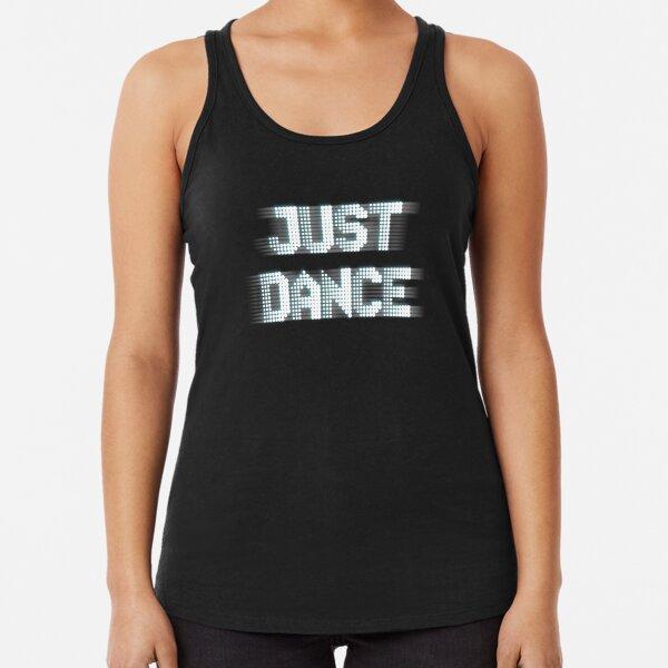 Just Dance Racerback Tank Top