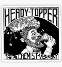 HEADY TOPPER Shirt Sticker