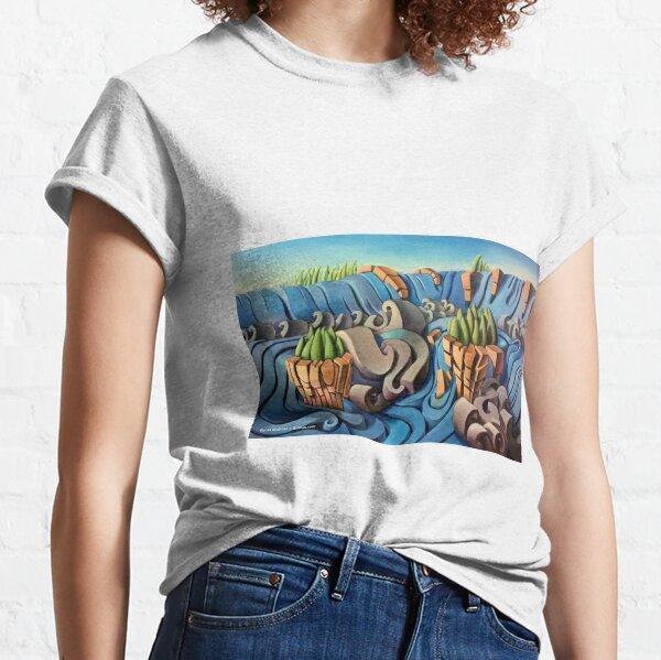The Iguazu Falls Classic T-Shirt
