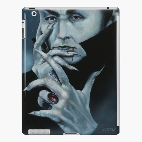 Greed iPad Snap Case