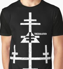 The Solution - Golgotha (Redbubble Exclusive) Graphic T-Shirt