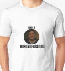 Howard - Simply Misunderstood - Cloverfield Lane T-Shirt