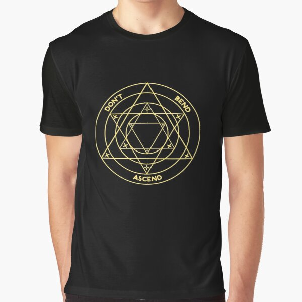 Don't Bend Ascend GY!BE Graphic T-Shirt