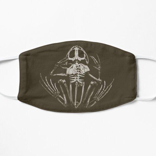 Amphibian Skeleton Flat Mask