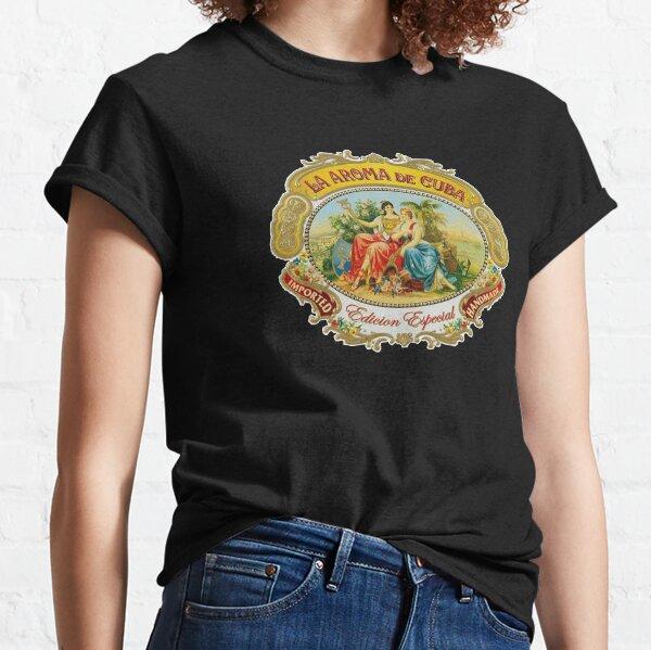La Aroma De Cuba Cigars Classic T-Shirt