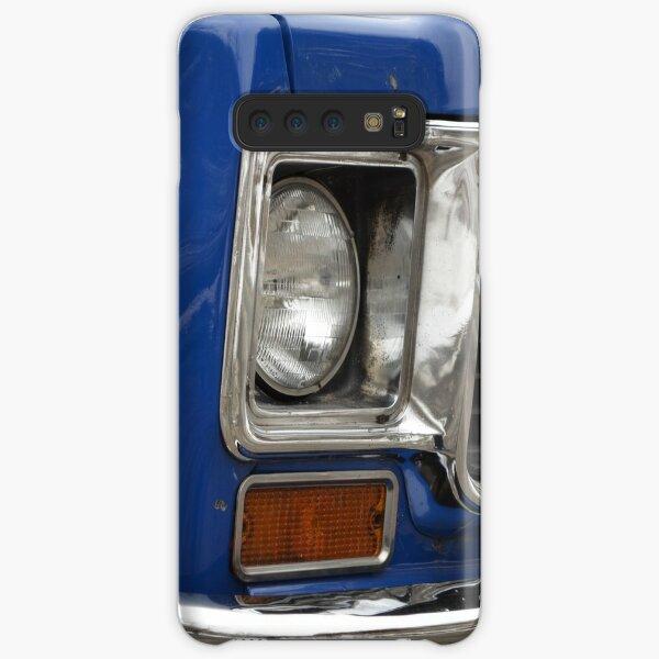 blue truck Samsung Galaxy Snap Case