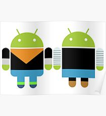 Androids Poster