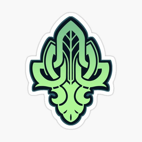 AFK Arena Wilder Faction Logo Sticker