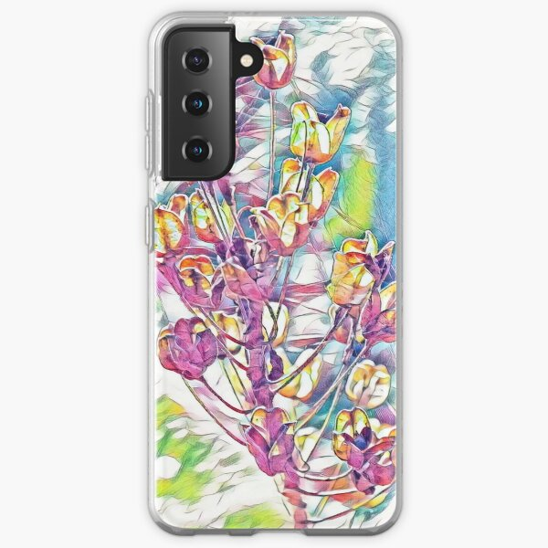 Wildflower - D.aphylla, a little different Samsung Galaxy Soft Case