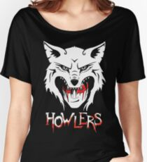 Howlers Women's Relaxed Fit T-Shirt