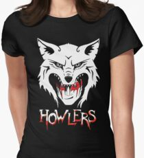 Howlers Women's Fitted T-Shirt