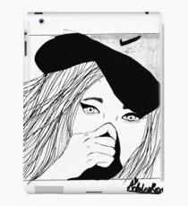 Nike Girl iPad Case/Skin