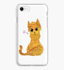 Paper Kitty iPhone Case/Skin